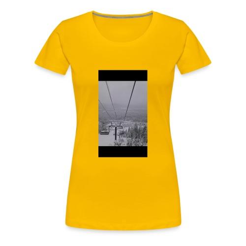 D0BFF902 77AB 4727 8EBA 986CCAA0E68F - Women's Premium T-Shirt