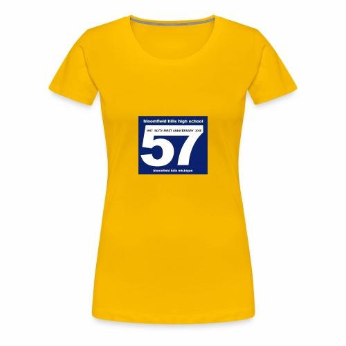 logo bhhs57 61 - Women's Premium T-Shirt