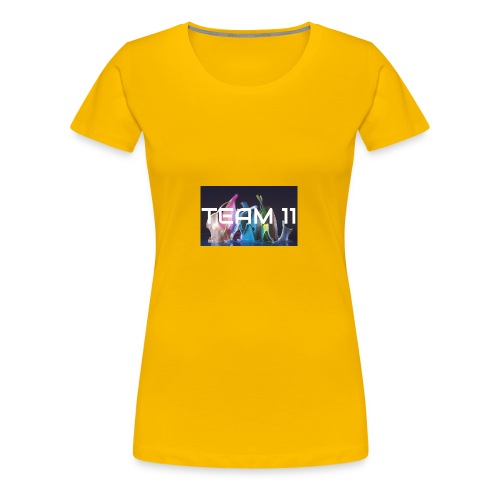 Dream Team - Women's Premium T-Shirt
