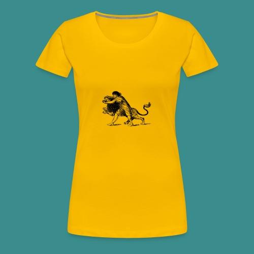 Fighter - Women's Premium T-Shirt