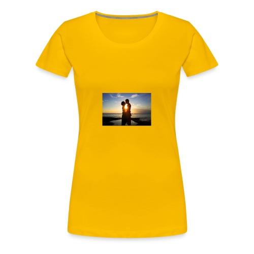 true loves wait - Women's Premium T-Shirt
