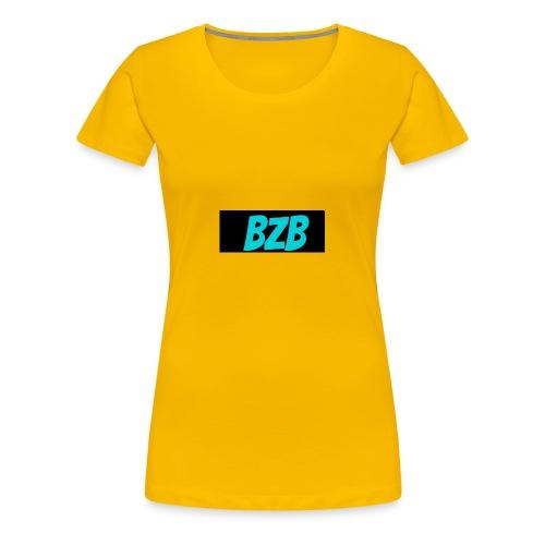 bzb short for BreZeeyBre - Women's Premium T-Shirt