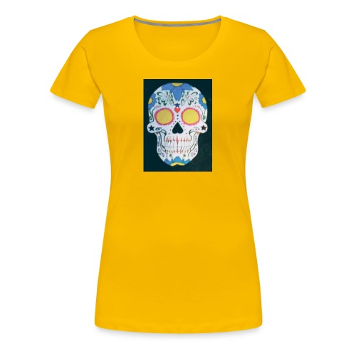 Sugar skull - Women's Premium T-Shirt