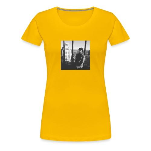 Eli Sway Goals merchandise - Women's Premium T-Shirt