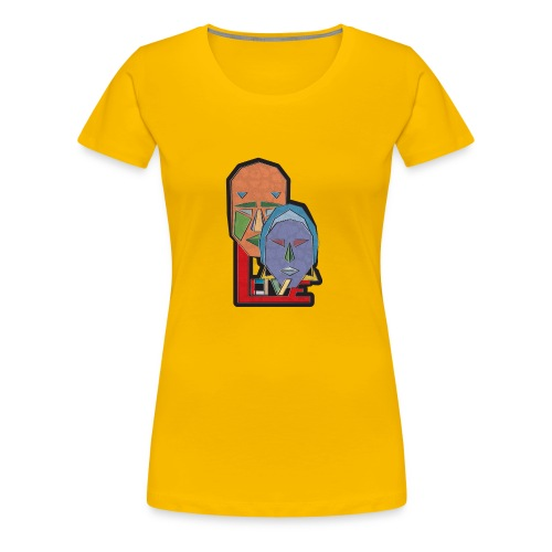 Historic Love - Women's Premium T-Shirt