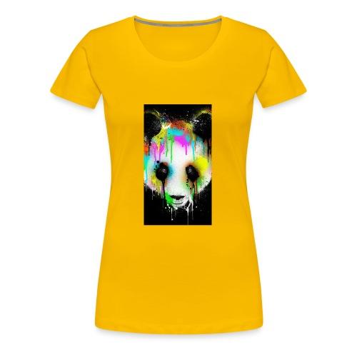 pand paint - Women's Premium T-Shirt