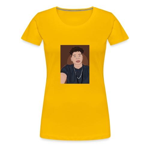 jamesspxpi brand - Women's Premium T-Shirt