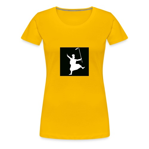 Bhangra ON! - Women's Premium T-Shirt
