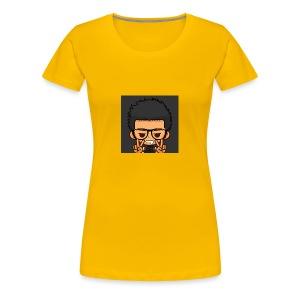 Kenscomics avatar logo - Women's Premium T-Shirt