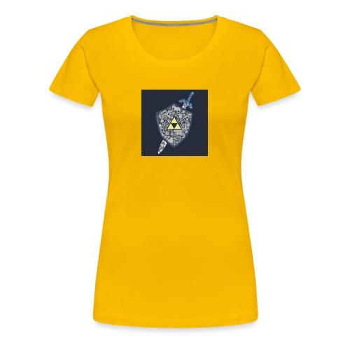 zelda dope - Women's Premium T-Shirt