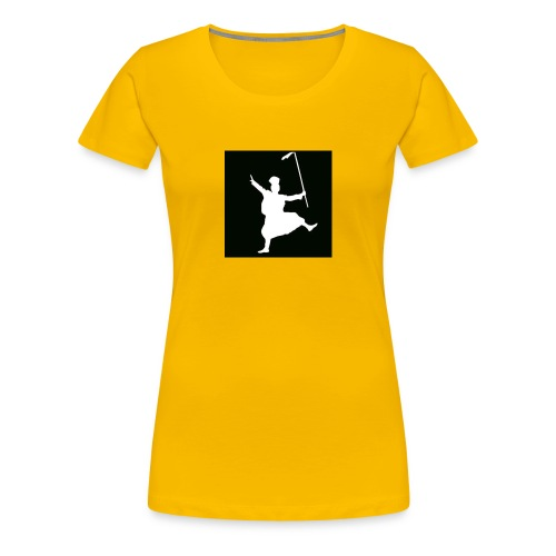 Bhangra ON! - Women's Premium T-Shirt