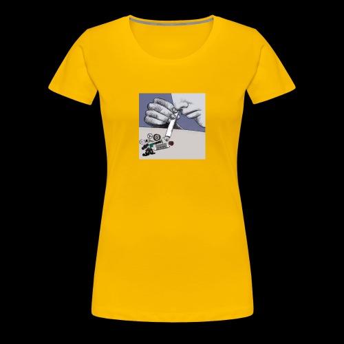 Need for Speed - Women's Premium T-Shirt