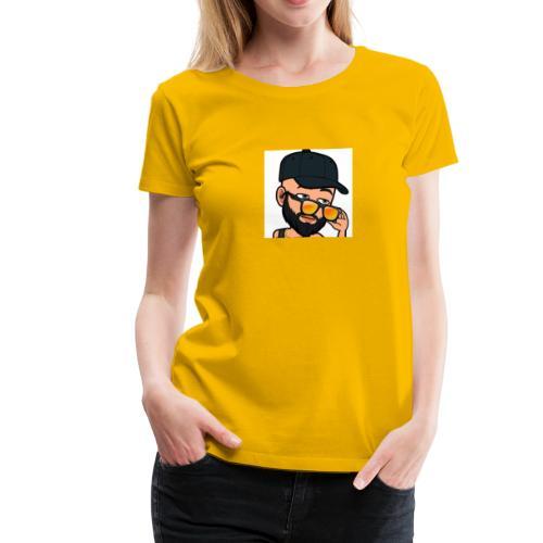 Eyooo😏 - Women's Premium T-Shirt