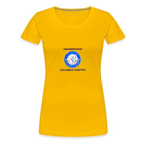 SB Columbus Chapter - Women's Premium T-Shirt
