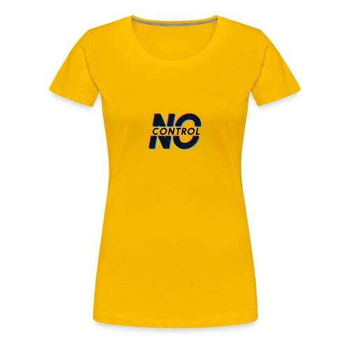 No control - Women's Premium T-Shirt