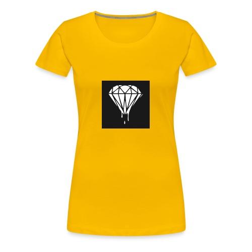 Diamond - Women's Premium T-Shirt