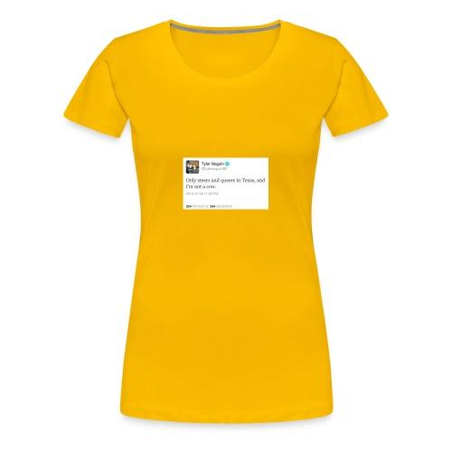 Steers and Queers - Women's Premium T-Shirt