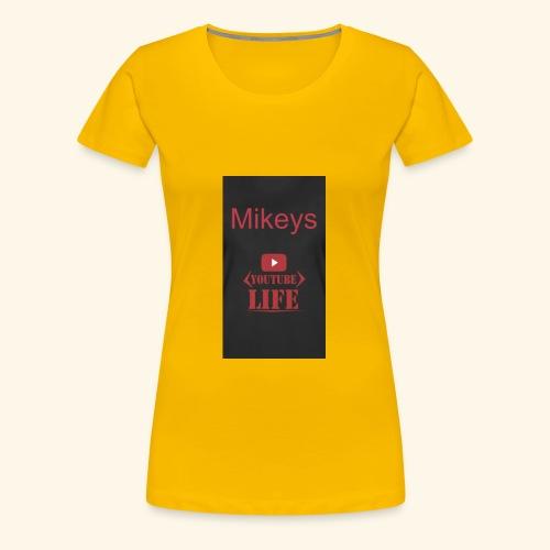 Mikeys - Women's Premium T-Shirt