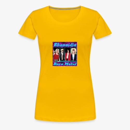 Bare Metal - Women's Premium T-Shirt
