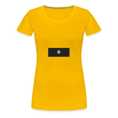 buddhism logo - Women's Premium T-Shirt
