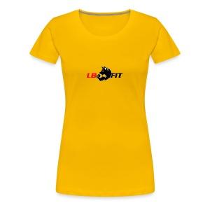 LBFIT 2 - Women's Premium T-Shirt