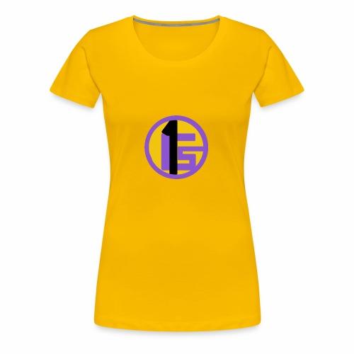 Gabsport1 Logo - Women's Premium T-Shirt