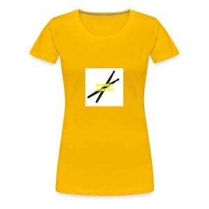 Drummin JamminJR Official Phone Case - Women's Premium T-Shirt