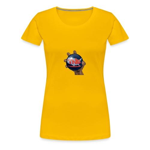 The Nations Entertainment Merch - Women's Premium T-Shirt