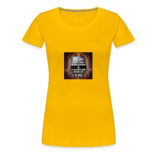 allah power - Women's Premium T-Shirt
