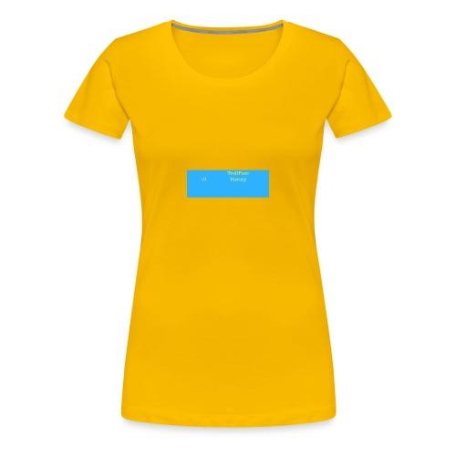 #1 trollface victory - Women's Premium T-Shirt