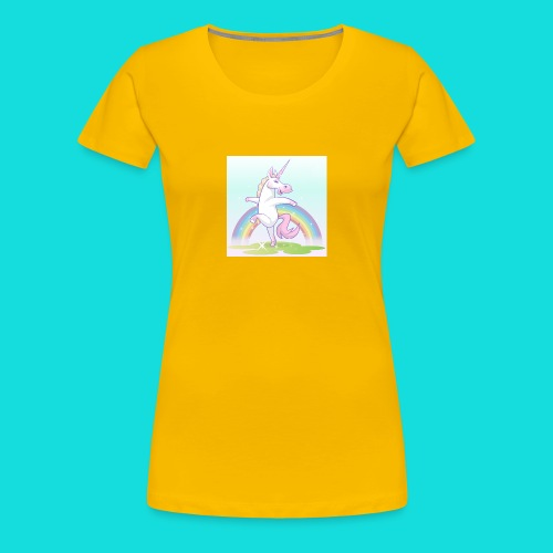 Sparkle Unicorn - Women's Premium T-Shirt
