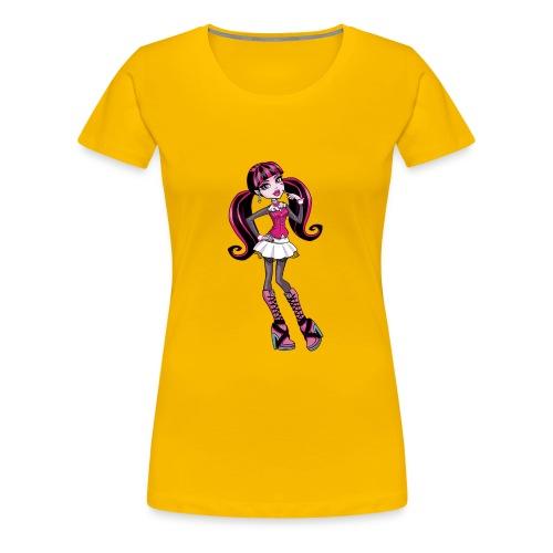 amazing draculaura shirt - Women's Premium T-Shirt