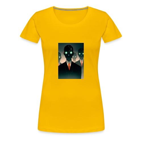 bladearmy2 - Women's Premium T-Shirt
