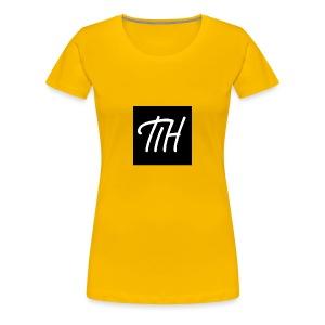 Logo for merch - Women's Premium T-Shirt