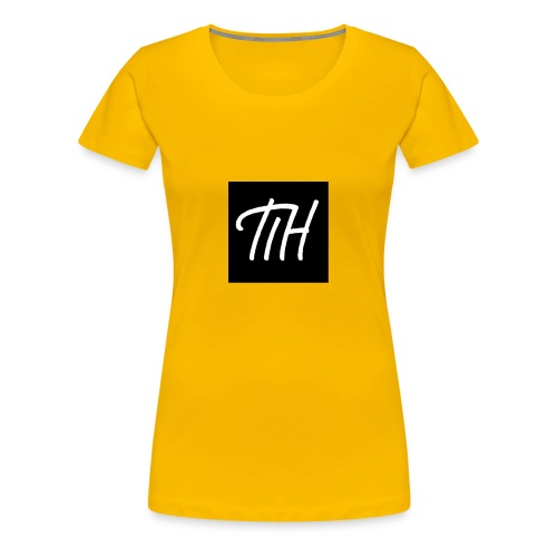 Logo for merch - Women's Premium T-Shirt