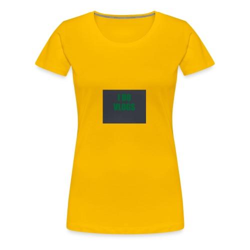 DA BEST MERCH - Women's Premium T-Shirt