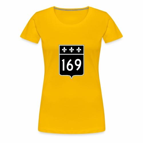 Highway 169 - Women's Premium T-Shirt