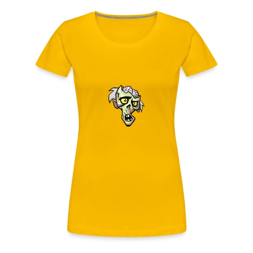 RG Brainy - Women's Premium T-Shirt