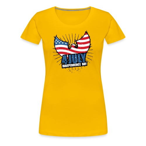 independence day - Women's Premium T-Shirt