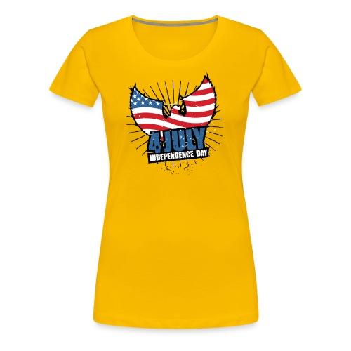 independence day - Women's Premium T-Shirt