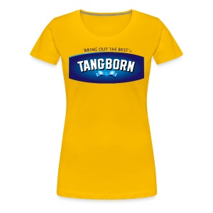 Tangborn Real Mayo - Women's Premium T-Shirt