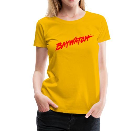Baywatch - Women's Premium T-Shirt