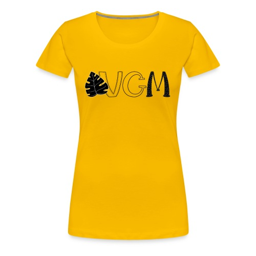 VGM - Women's Premium T-Shirt
