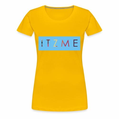 ItzMe - Women's Premium T-Shirt