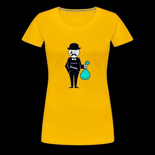 Counterfeiter - Women's Premium T-Shirt