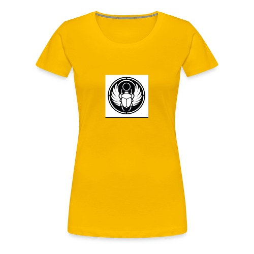 Scarab - Women's Premium T-Shirt