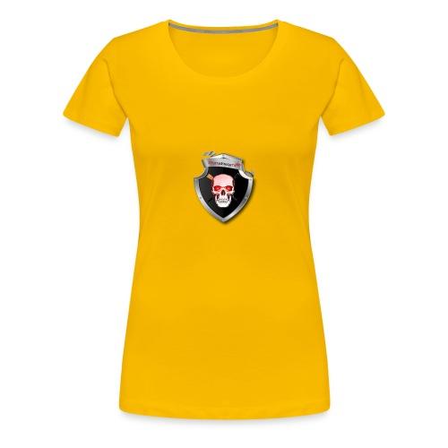 DeathKnightLogo - Women's Premium T-Shirt