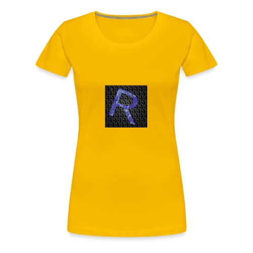 youtubelogo - Women's Premium T-Shirt