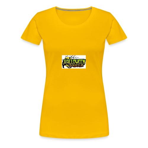 Halloween-Spooktacular - Women's Premium T-Shirt