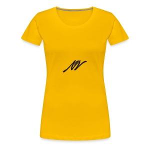 NV - Women's Premium T-Shirt